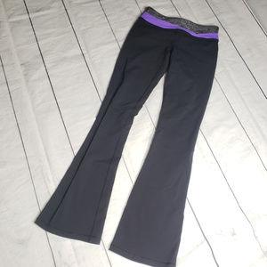 Ivivva Lululemon botcut pants 14 black